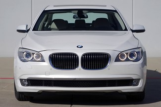 2011 BMW 7-Series 740i * Cold Weather * Soft-Close Doors *PWR TRUNK Plano, Texas 6
