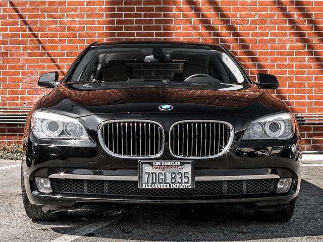 2011 BMW 740i Burbank, CA 1