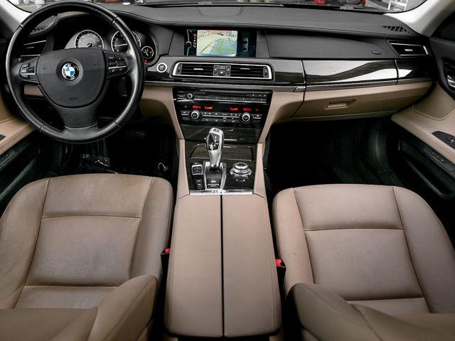 2011 BMW 740i Burbank, CA 8