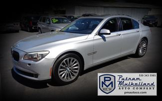 2011 BMW 740i 7 Series Chico, CA