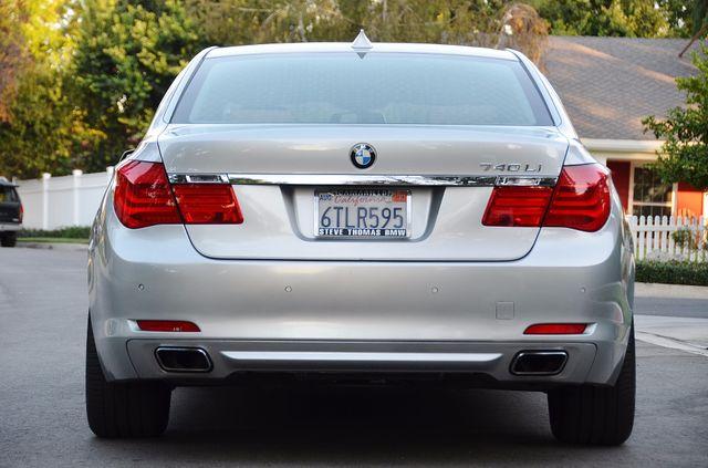 2011 BMW 740Li Reseda, CA 22