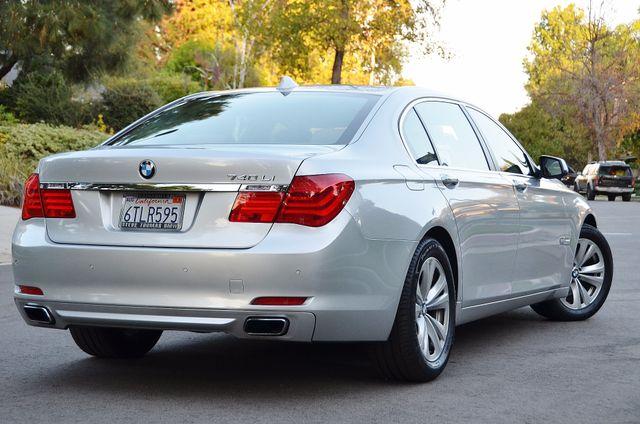 2011 BMW 740Li Reseda, CA 2