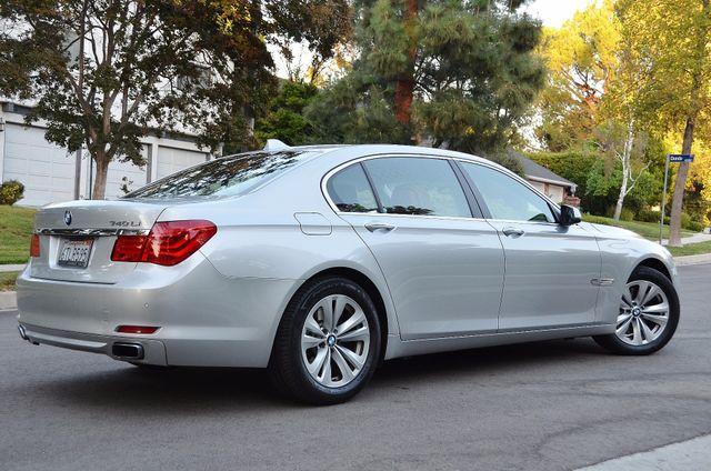 2011 BMW 740Li Reseda, CA 23