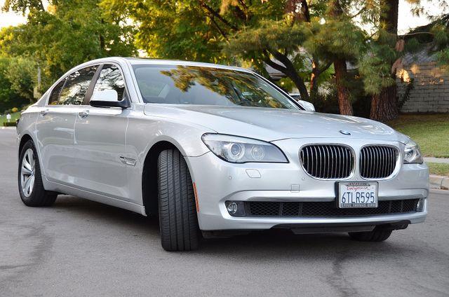 2011 BMW 740Li Reseda, CA 1
