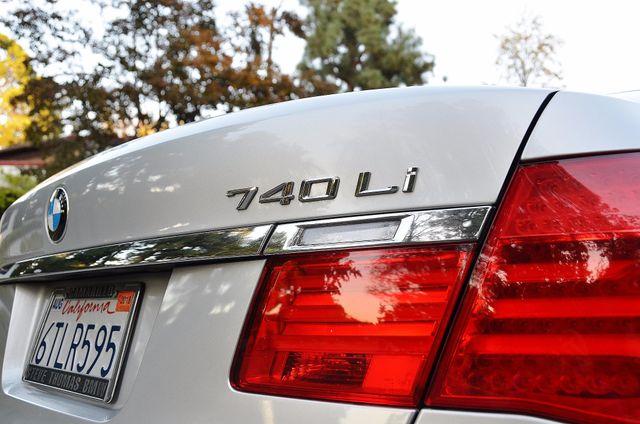 2011 BMW 740Li Reseda, CA 27