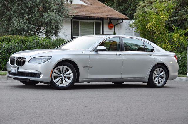2011 BMW 740Li Reseda, CA 16