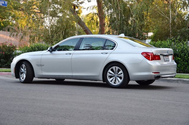 2011 BMW 740Li Reseda, CA 20