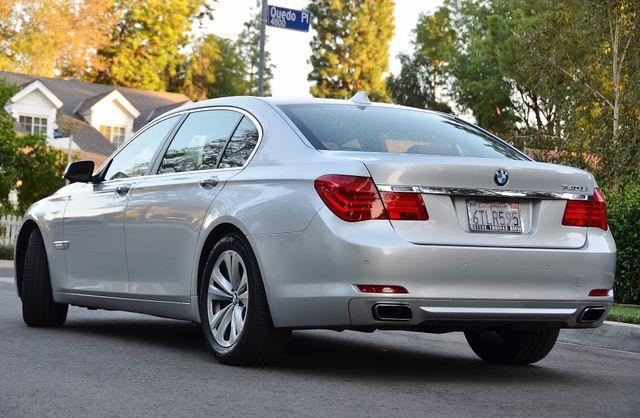 2011 BMW 740Li Reseda, CA 3