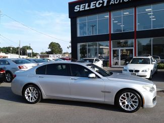 2011 BMW 740Li   city Virginia  Select Automotive (VA)  in Virginia Beach, Virginia