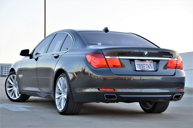 2011 BMW 750i ActiveHybrid Reseda, CA 7