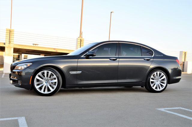 2011 BMW 750i ActiveHybrid Reseda, CA 14