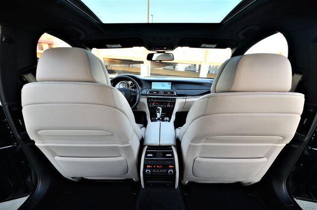 2011 BMW 750i ActiveHybrid Reseda, CA 4