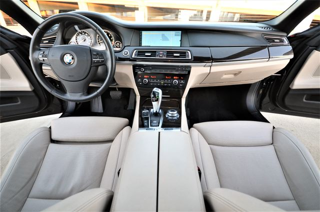 2011 BMW 750i ActiveHybrid Reseda, CA 3