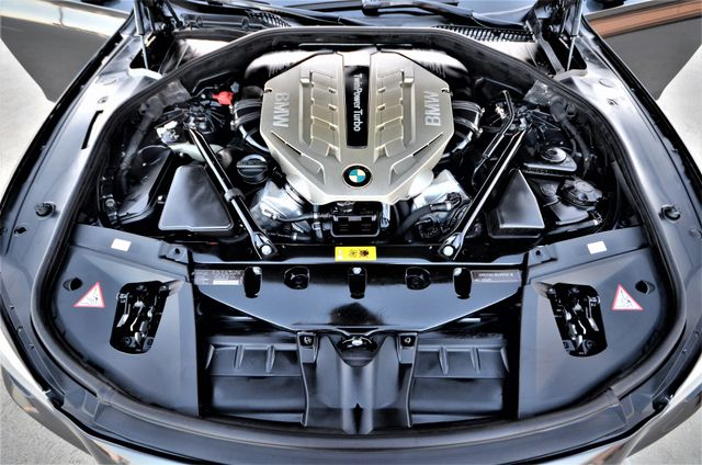 2011 BMW 750i ActiveHybrid Reseda, CA 12