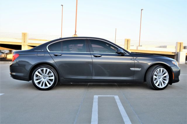 2011 BMW 750i ActiveHybrid Reseda, CA 10
