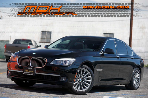 2011 BMW 750i - Comfort seats - Cameras  in Los Angeles