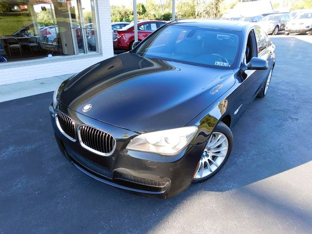 2011 BMW 750i M Sport Ephrata, PA 7