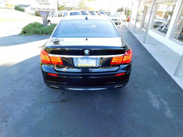2011 BMW 750i M Sport Ephrata, PA 4