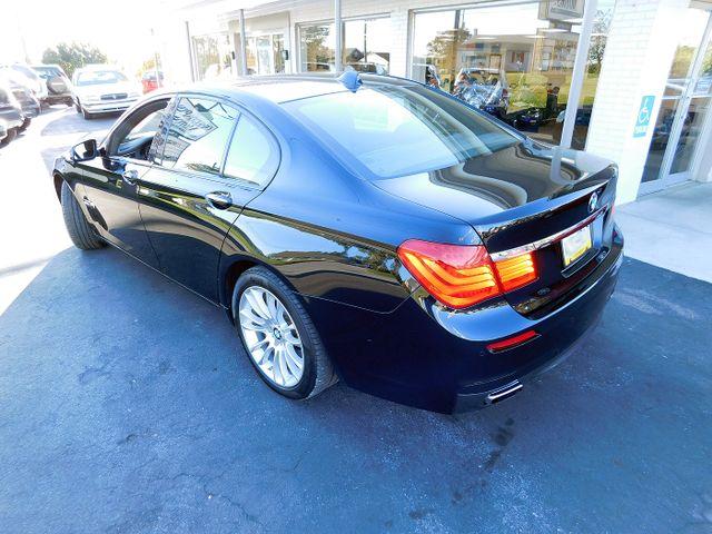 2011 BMW 750i M Sport Ephrata, PA 5