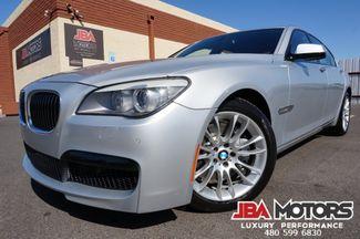 2011 BMW 750i M Sport Package 7 Series Sedan 750 | MESA, AZ | JBA MOTORS in Mesa AZ