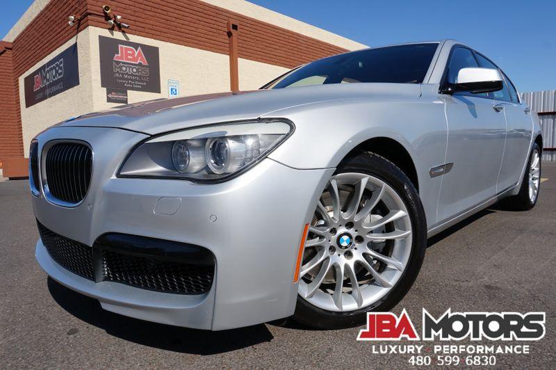 BMW I M Sport Package Series Sedan MESA AZ JBA - 2011 750 bmw