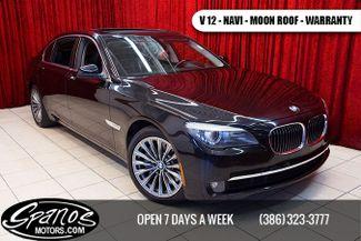 2011 BMW 750Li  | Daytona Beach, FL | Spanos Motors-[ 2 ]