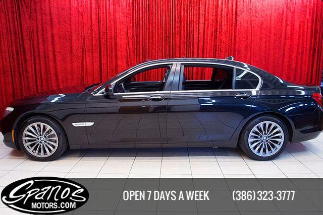 2011 BMW 750Li Daytona Beach, FL 2