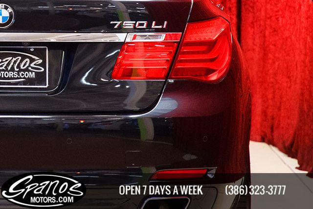 2011 BMW 750Li Daytona Beach, FL 13