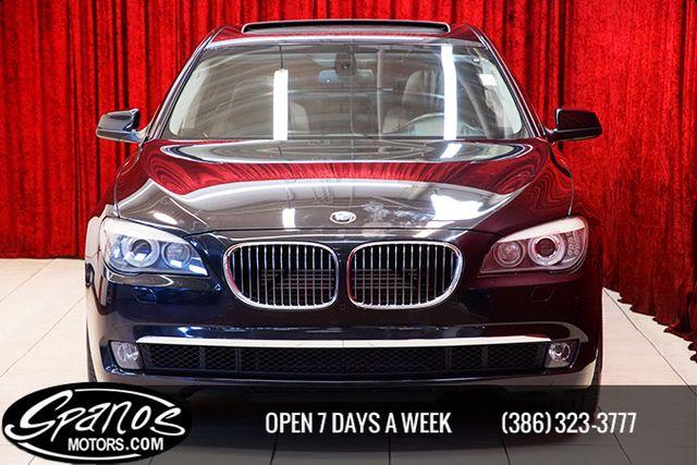 2011 BMW 750Li Daytona Beach, FL 3