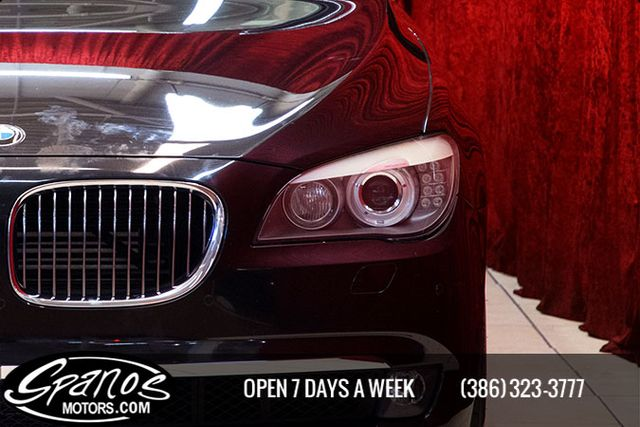 2011 BMW 750Li Daytona Beach, FL 7