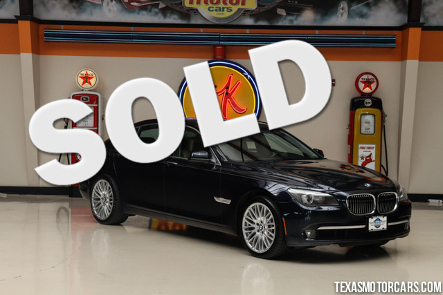 2011 BMW 750Li xDrive This Clean Carfax 2011 BMW 750Li xDrive is in great shape with only 57 538 m
