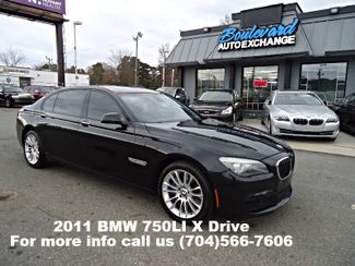 2011 BMW 750Li xDrive M PKG Charlotte, North Carolina