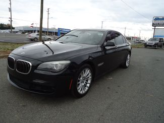 2011 BMW 750Li xDrive M PKG Charlotte, North Carolina 3