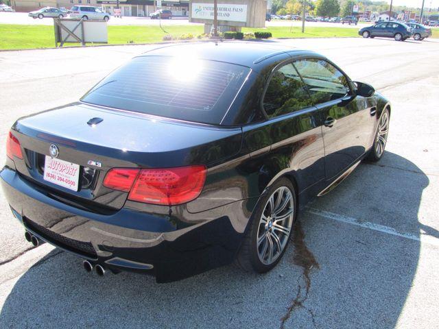 2011 BMW M3 Cabriolet St. Louis, Missouri 3