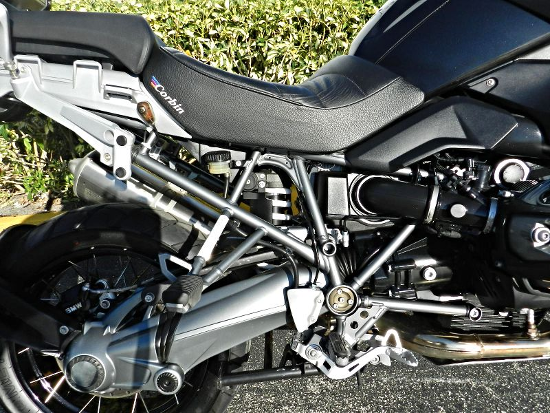 2011 BMW R1200 GS Triple Black R1200GS Must See  city Florida  MC Cycles  in Hollywood, Florida