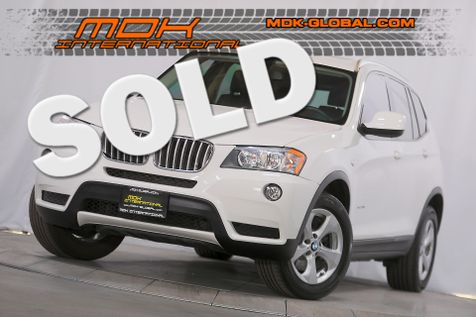 2011 BMW X3 xDrive28i 28i - Premium pkg - Navigation in Los Angeles