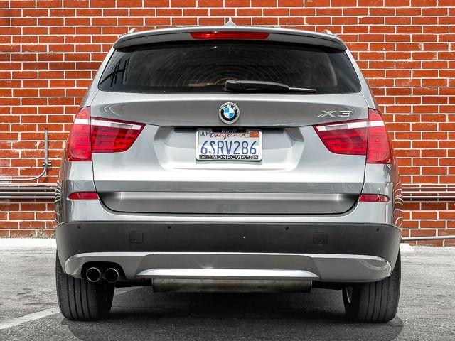 2011 BMW X3 xDrive28i 28i Burbank, CA 3