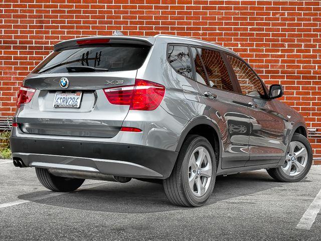 2011 BMW X3 xDrive28i 28i Burbank, CA 4
