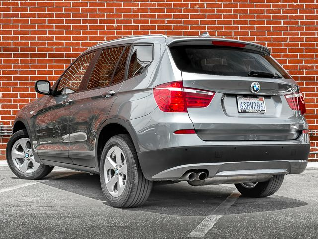 2011 BMW X3 xDrive28i 28i Burbank, CA 6