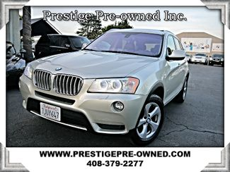 2011 BMW X3 xDrive28i in Campbell CA