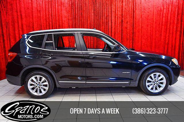 2011 BMW X3 xDrive28i 28i Daytona Beach, FL 1