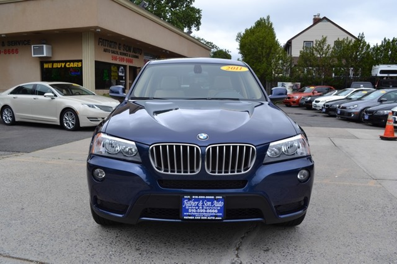 2011 BMW X3 xDrive28i 28i  city New  Father  Son Auto Corp   in Lynbrook, New