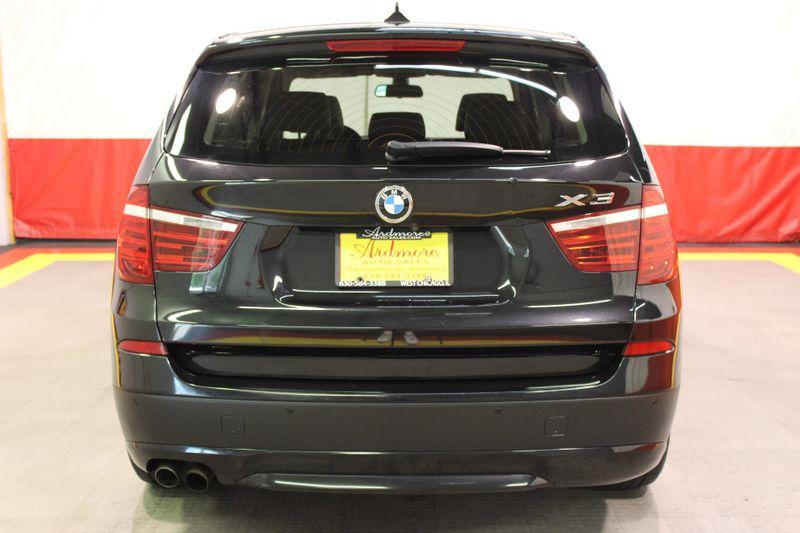 2011 BMW X3 xDrive28i 28i  city Illinois  Ardmore Auto Sales  in West Chicago, Illinois