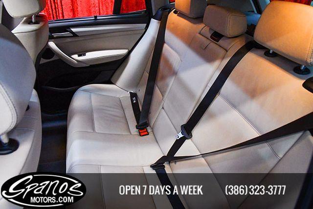 2011 BMW X3 xDrive35i 35i Daytona Beach, FL 22