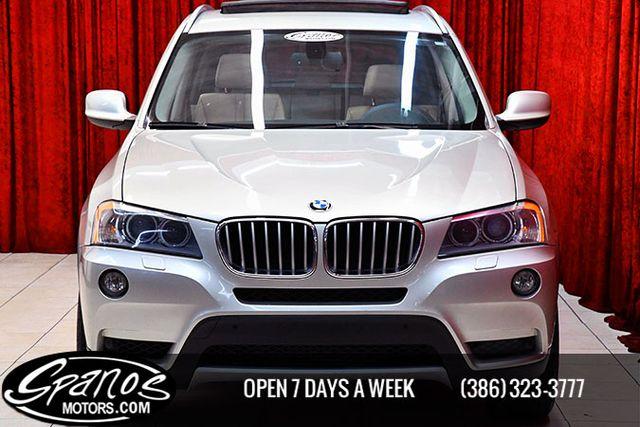2011 BMW X3 xDrive35i 35i Daytona Beach, FL 3