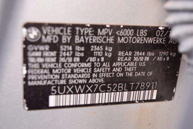2011 BMW X3 xDrive35i 35i Richmond Hill, New York 19