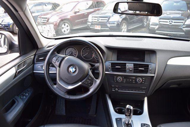 2011 BMW X3 xDrive35i 35i Richmond Hill, New York 9