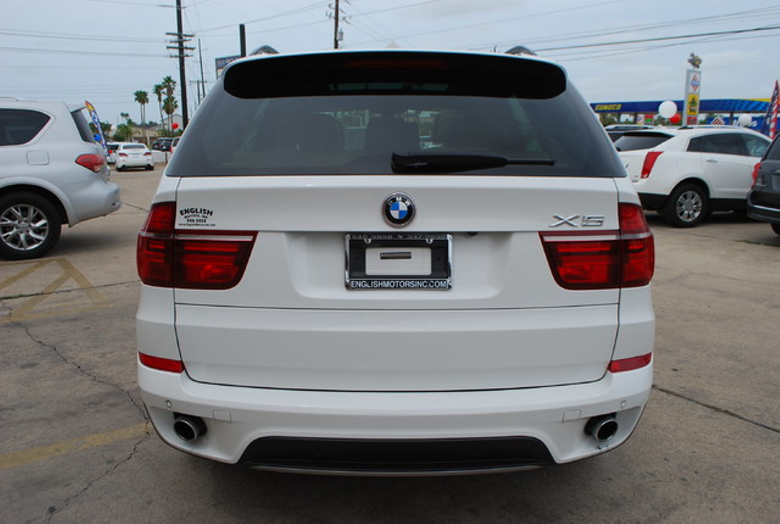 BMW X XDrivei Sport Activity I Brownsville TX English Motors - 2011 bmw x5 sport package