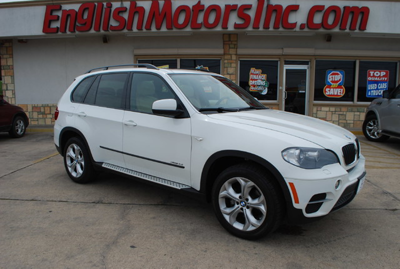 2011 BMW X5 xDrive35i Sport Activity 35i  Brownsville TX  English Motors  in Brownsville, TX
