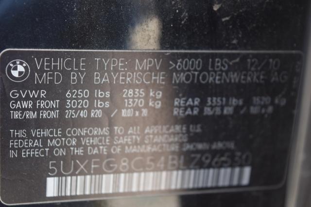 2011 BMW X6 xDrive50i 50i Richmond Hill, New York 25